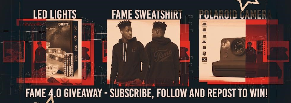 Fame 4.0 Givaway